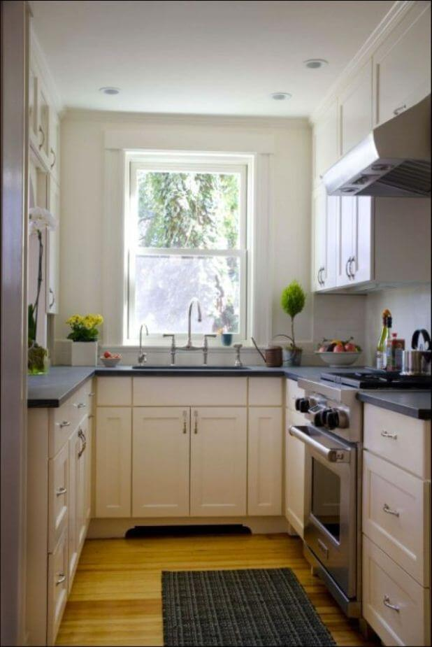 New Kitchen Ideas For Small Kitchens Best Small