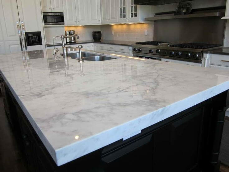 Quartz countertops - Toronto. Quartz worktops for kitchens with ...