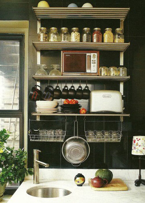 Photo Ideas Storage In A Small Kitchen