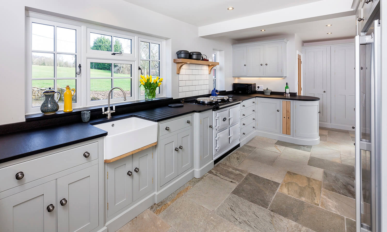 9 Levick Jorgensen Farmhouse Kitchen 1