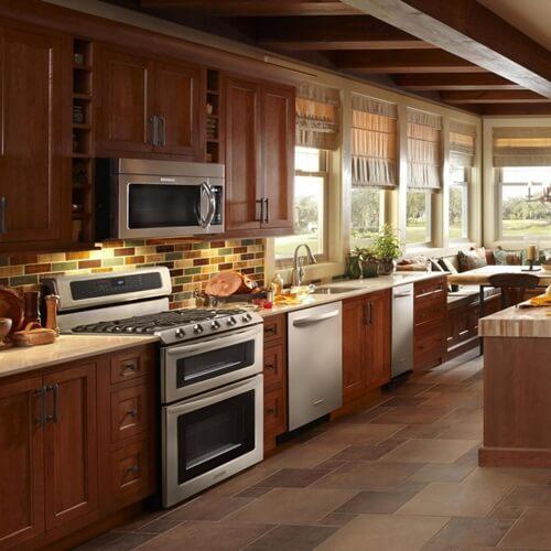 The Kitchen Golden Triangle Design 41