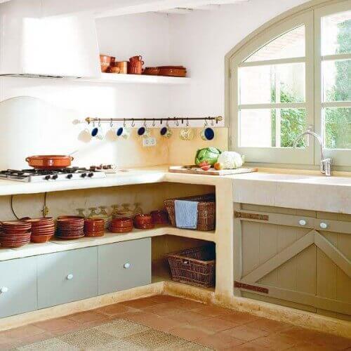 Cool Kitchen Storage Ideas 11